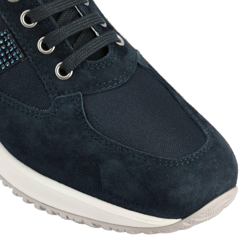 Shoes women Hogan blue 3