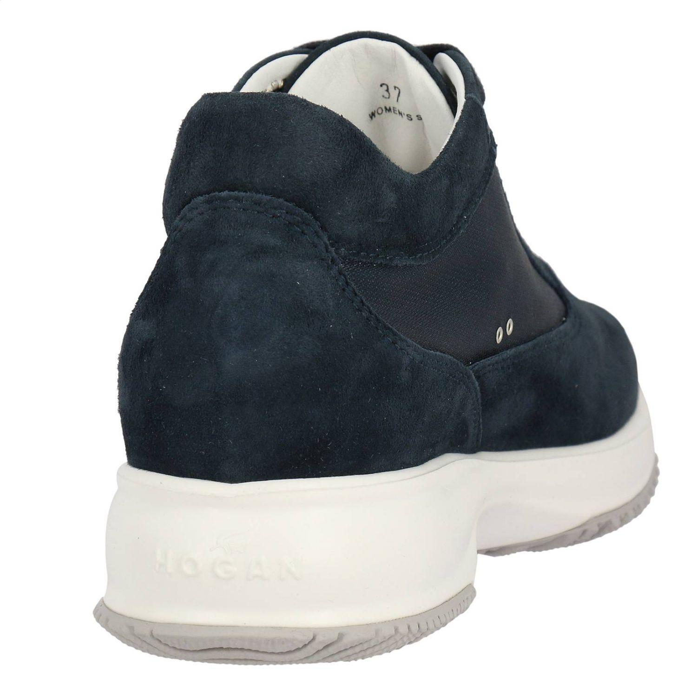 Shoes women Hogan blue 4