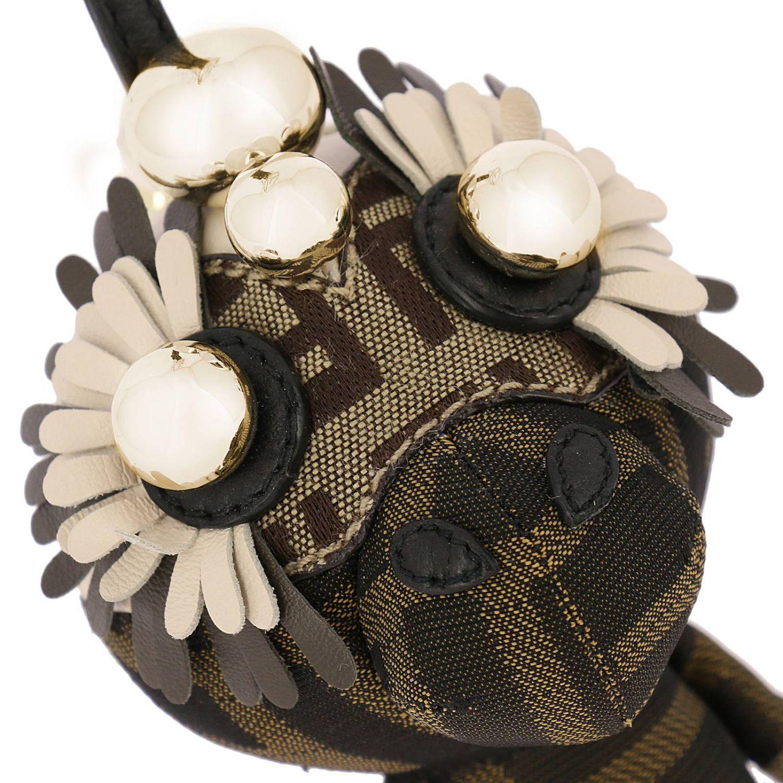 Bijoux femme Fendi beige 2