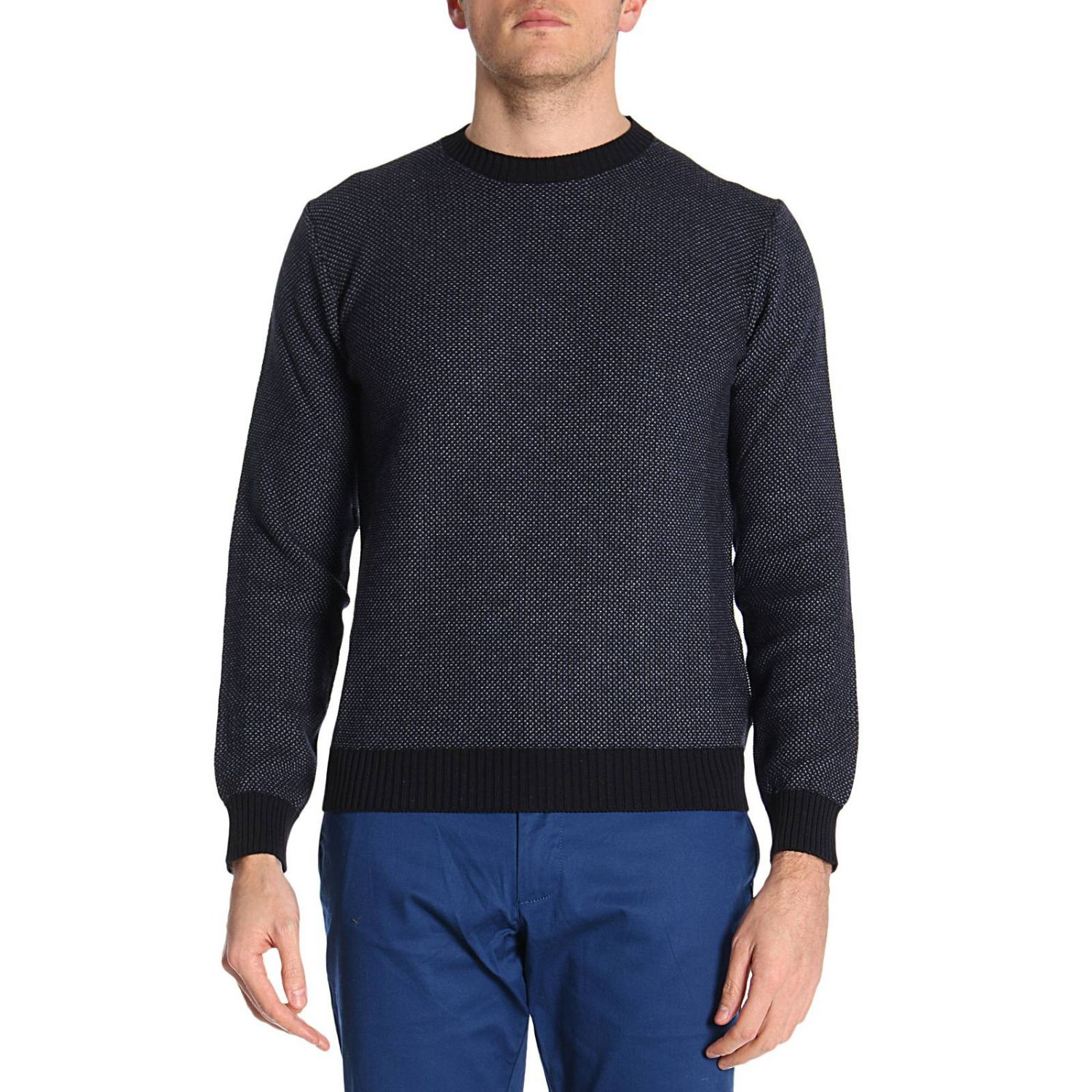 Sweater Tods: Sweater men Tod's blue 1