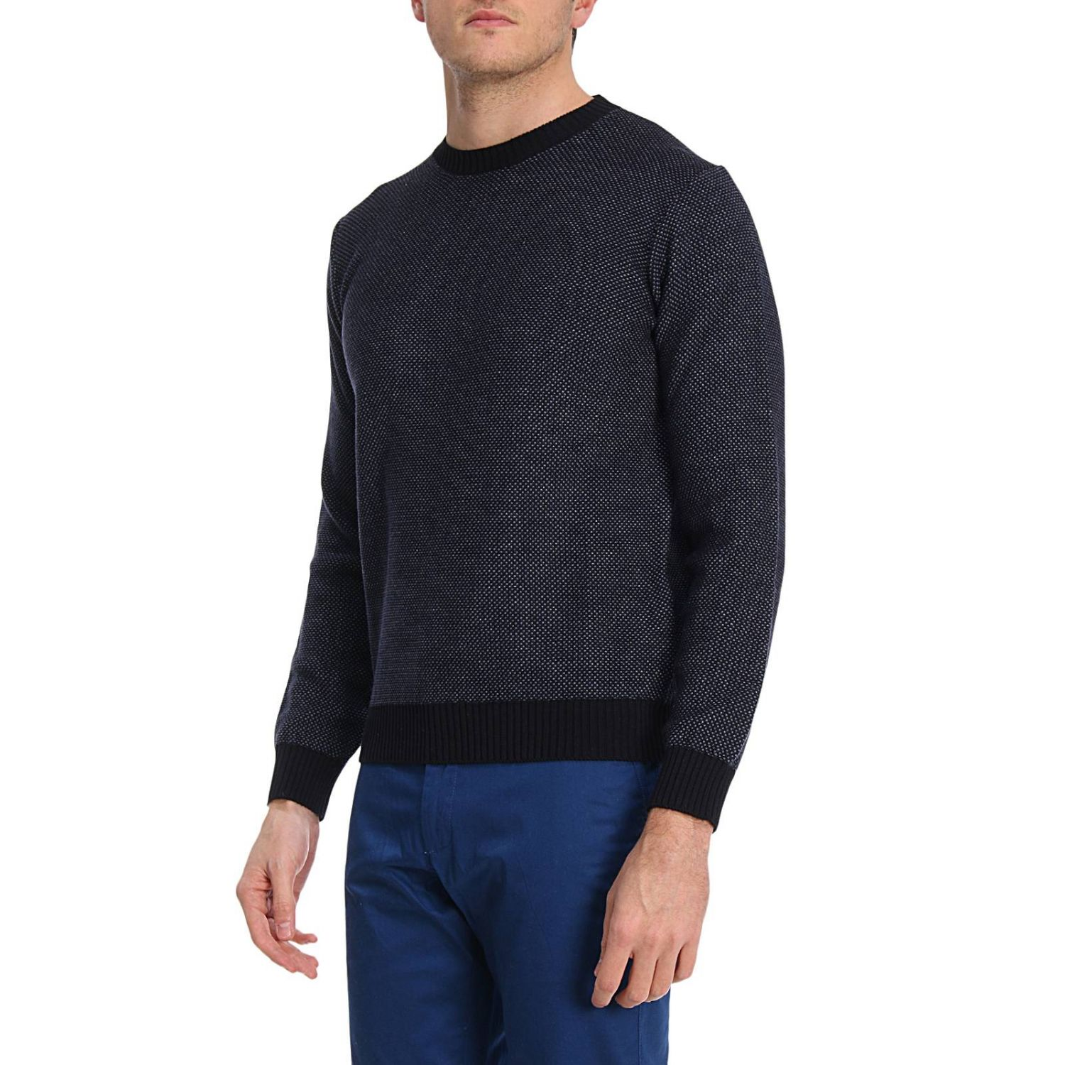 Sweater Tods: Sweater men Tod's blue 2