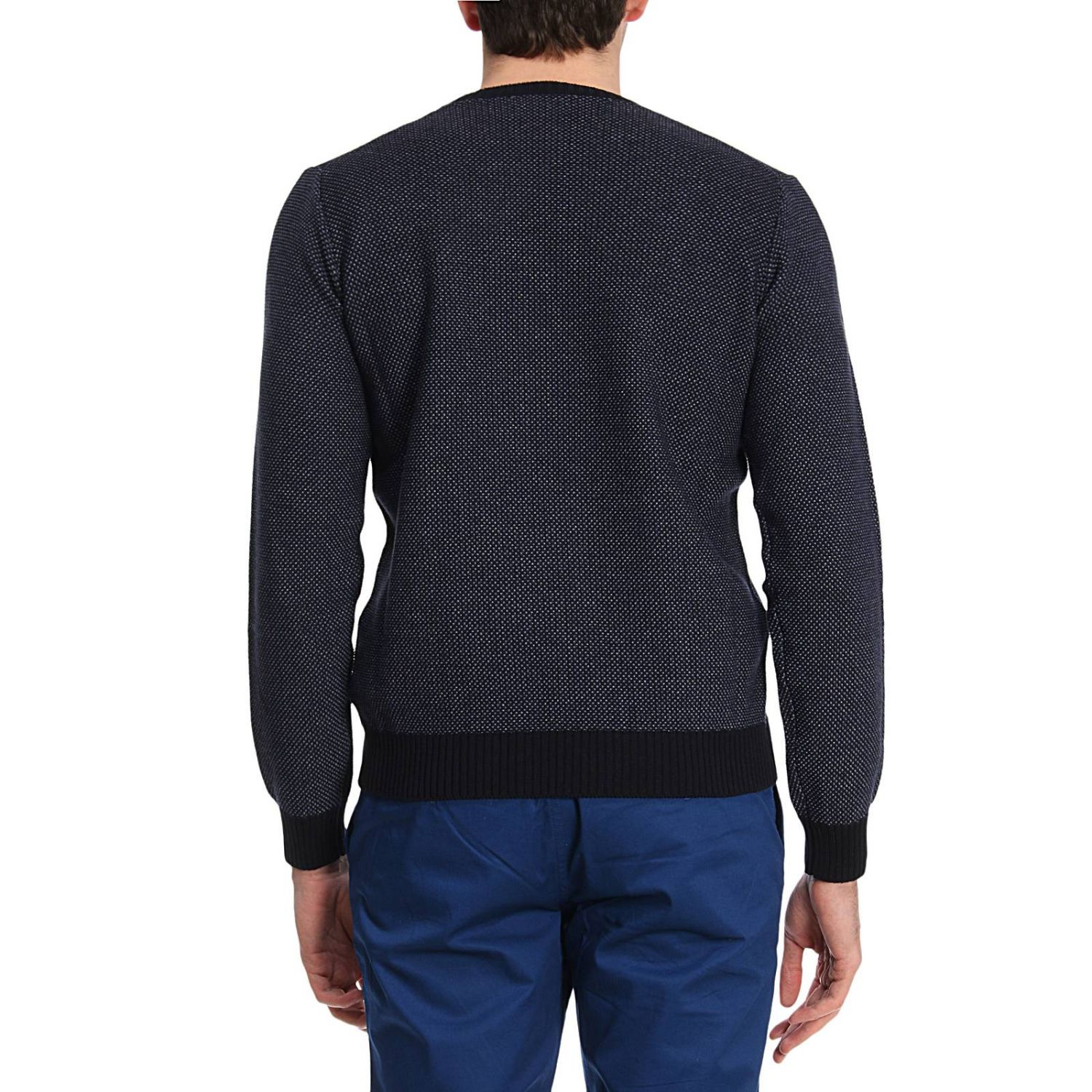 Sweater Tods: Sweater men Tod's blue 3