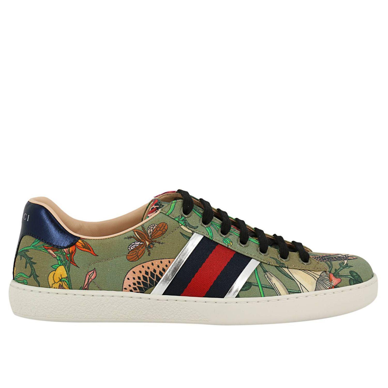 Shoes men Gucci | Sneakers Gucci Men
