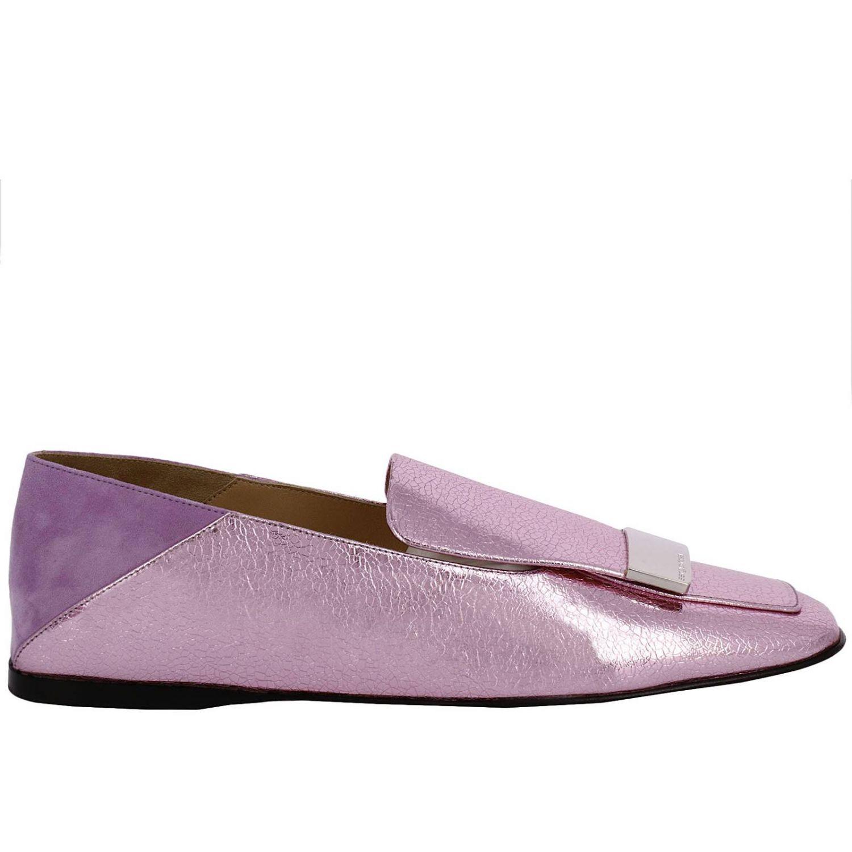 Ballet Flats Shoes Women Sergio Rossi 8303982