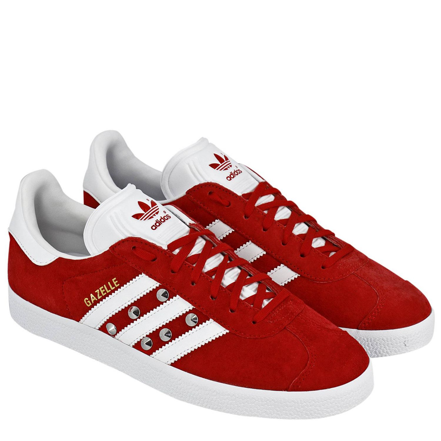 Adidas Originals Gazelle Project Customize in suede with studs