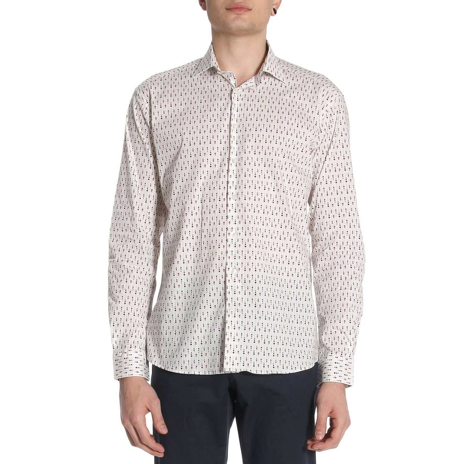 Shirt men Etro white 1