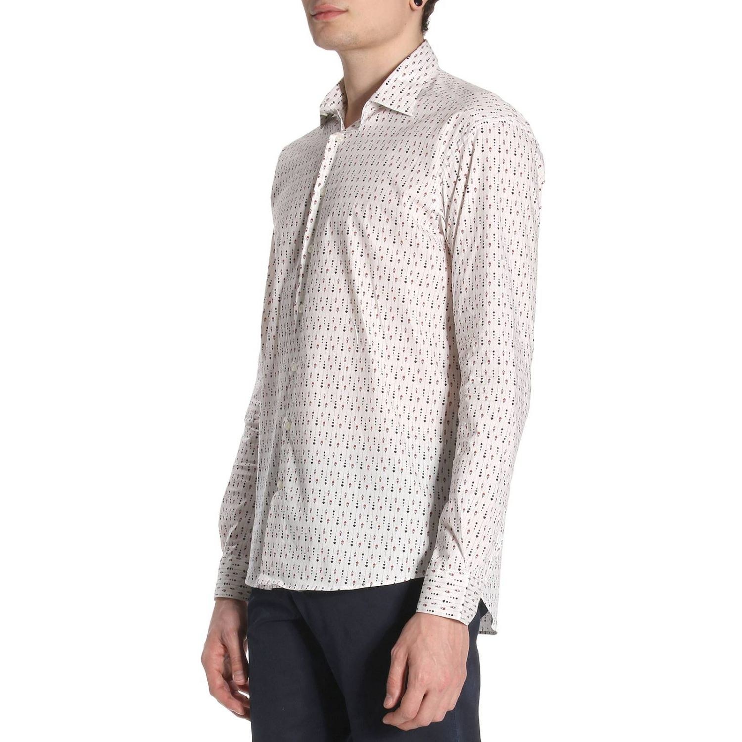 Shirt men Etro white 2