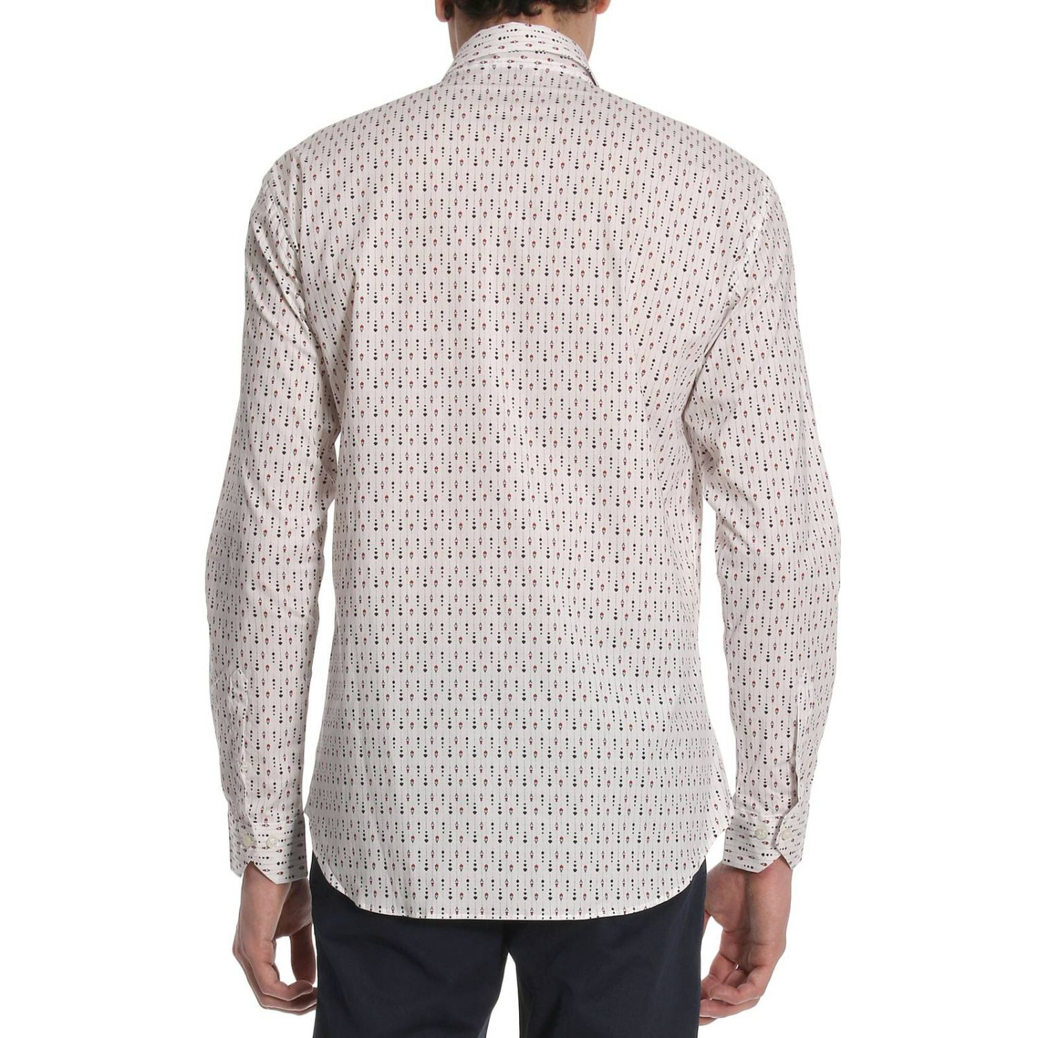 Shirt men Etro white 3