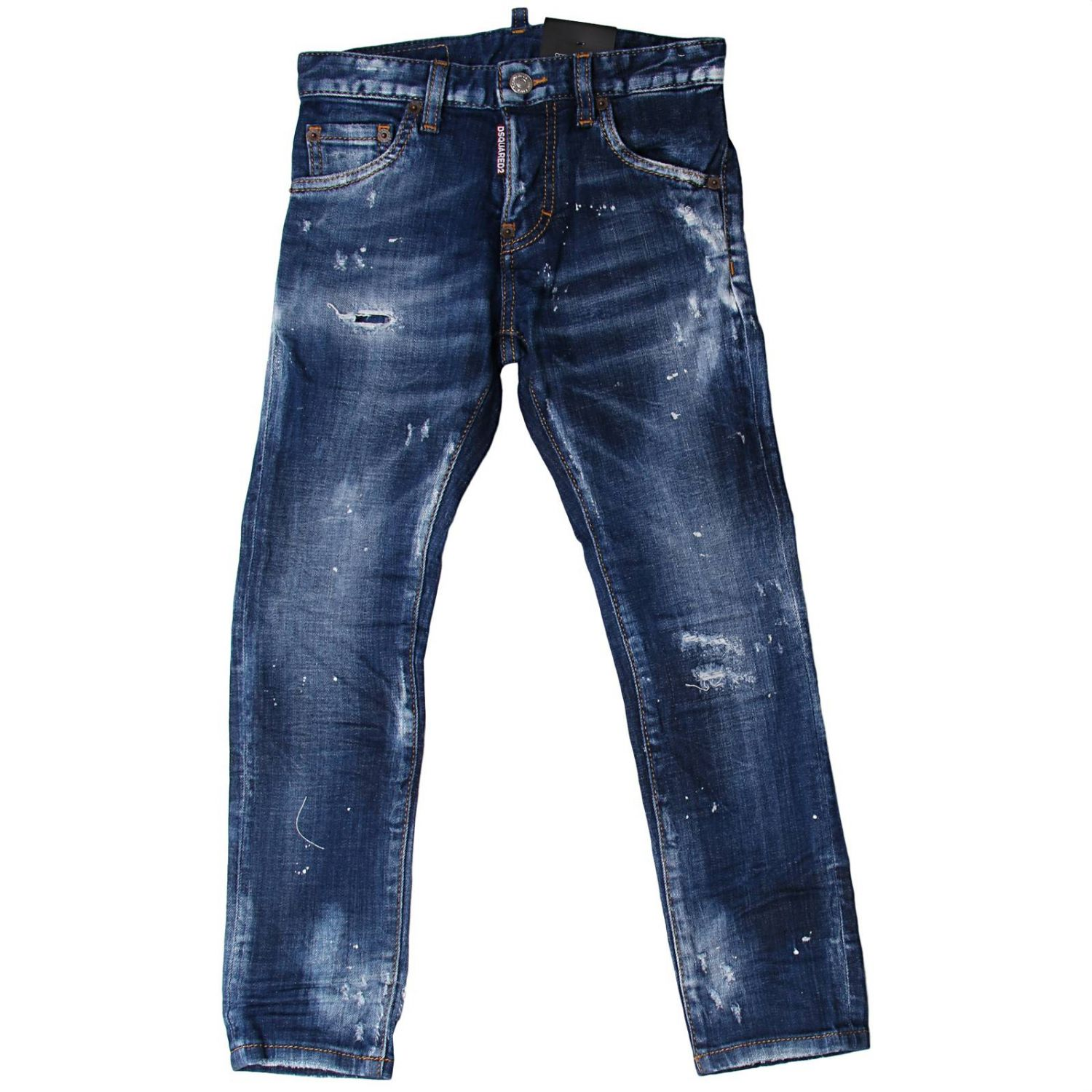 Jeans Jeans Kids Dsquared2 Junior 8313144