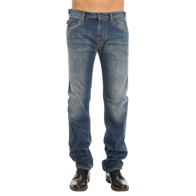 Jeans Jeans Men Emporio Armani 8316982