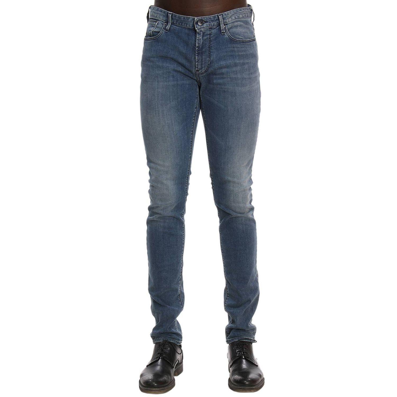 Jeans Jeans Men Emporio Armani 8317015