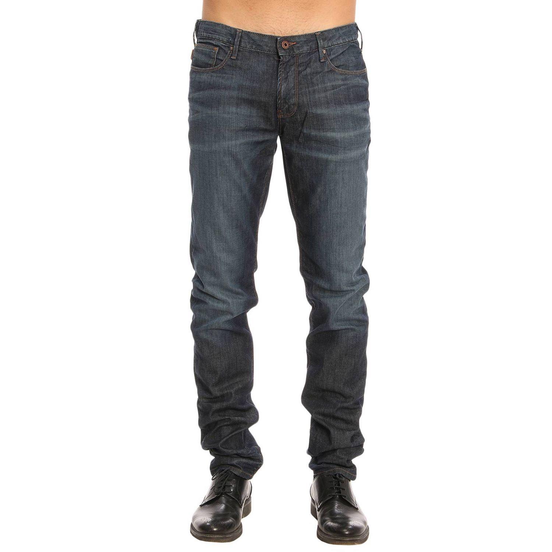 Jeans Jeans Men Emporio Armani 8317020