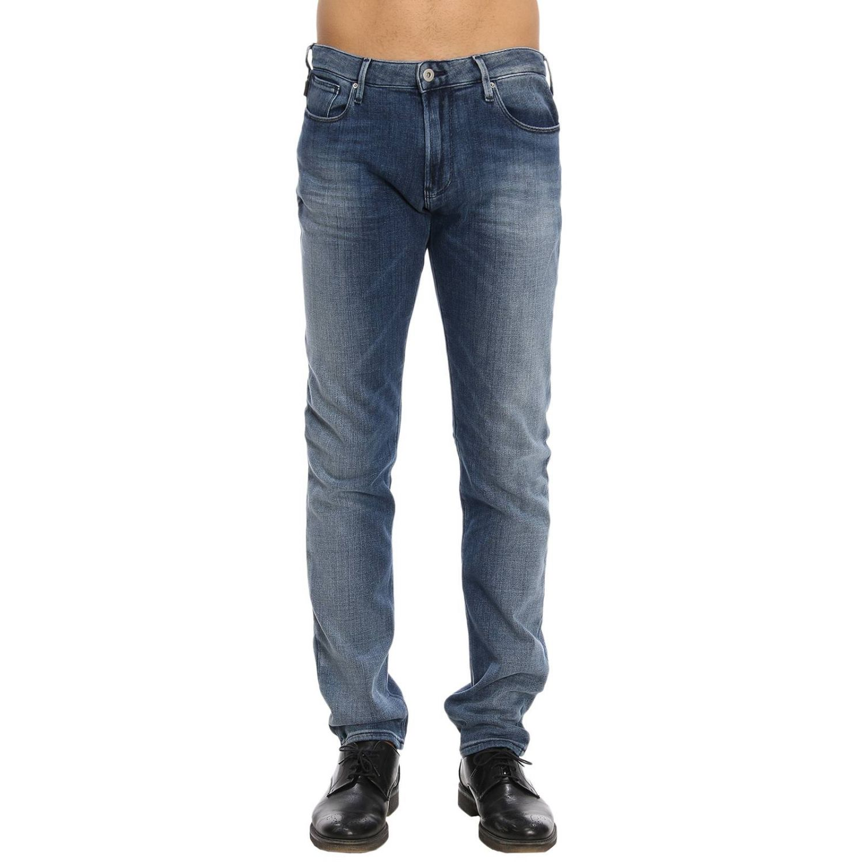 Jeans Jeans Men Emporio Armani 8317037