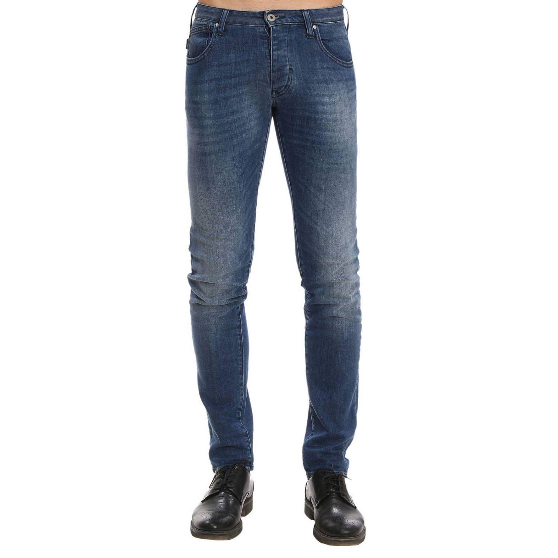 Jeans Jeans Men Emporio Armani 8317050