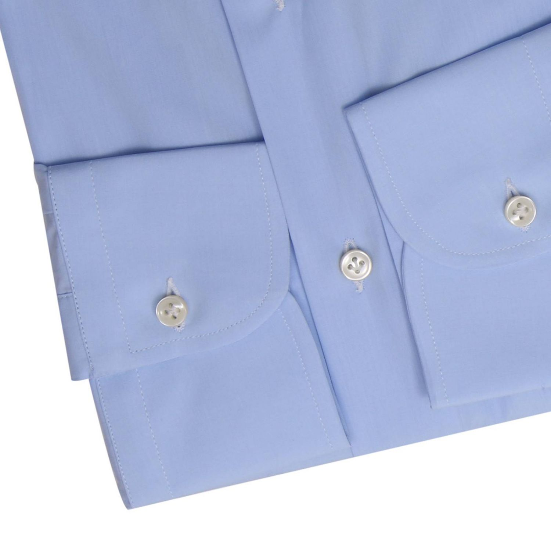 衬衫 男士 Brian Dales Camicie 浅蓝色 2