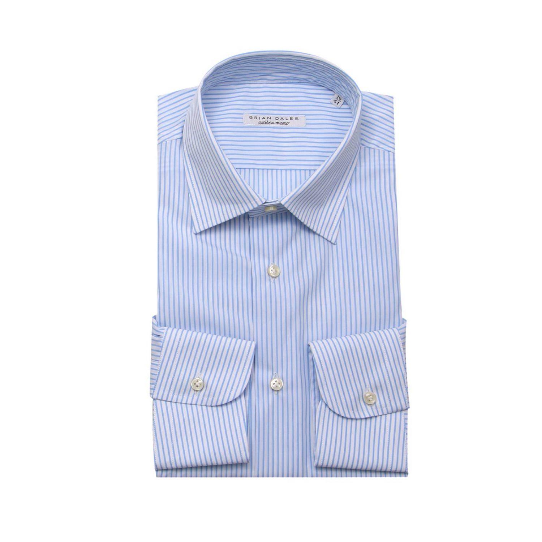 Hemd herren Brian Dales Camicie hellblau 1