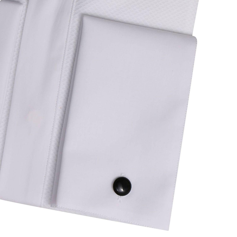 Shirt men Brian Dales Camicie white 3
