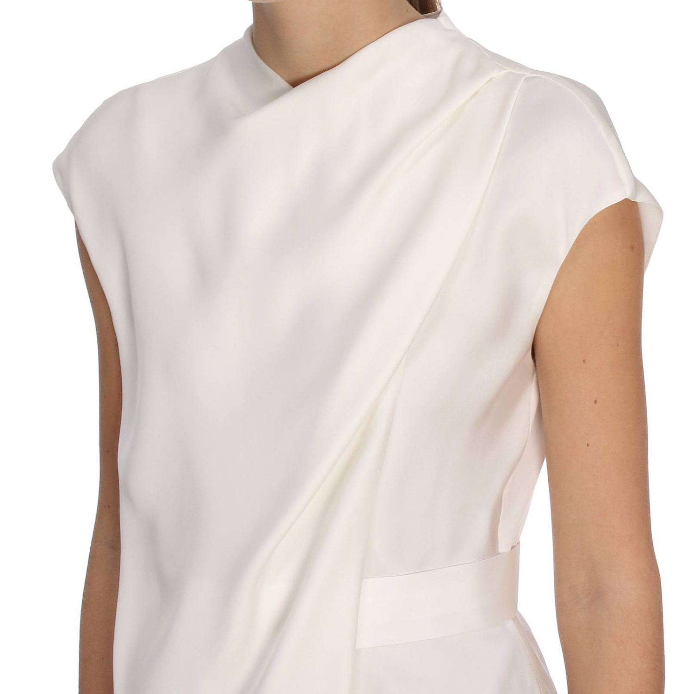 Блузка Giorgio Armani: Блузка Женское Giorgio Armani белый 4