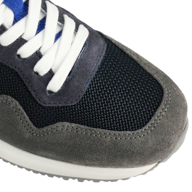 Zapatos niños Hogan azul oscuro 3