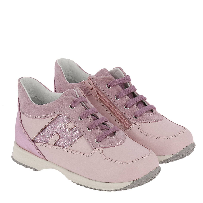 Обувь Hogan Baby: Обувь Детское Hogan Baby розовый 2