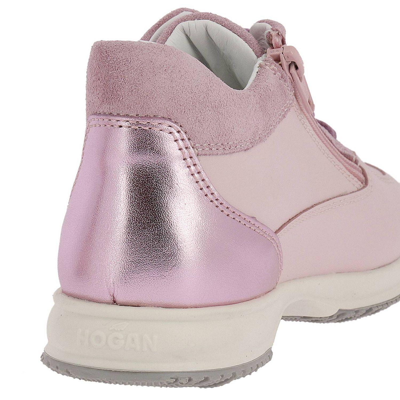 Обувь Hogan Baby: Обувь Детское Hogan Baby розовый 4