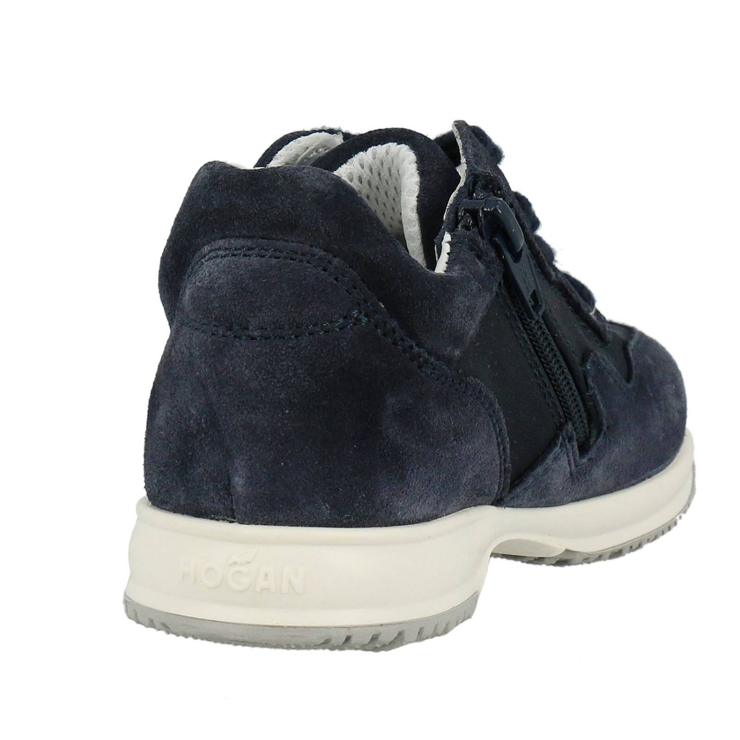 Shoes kids Hogan Baby blue 4