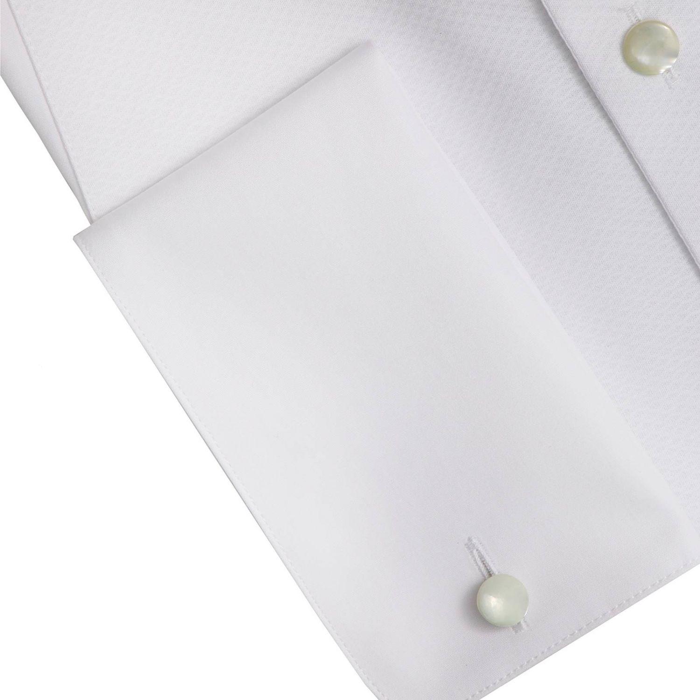 Shirt men Emporio Armani white 3