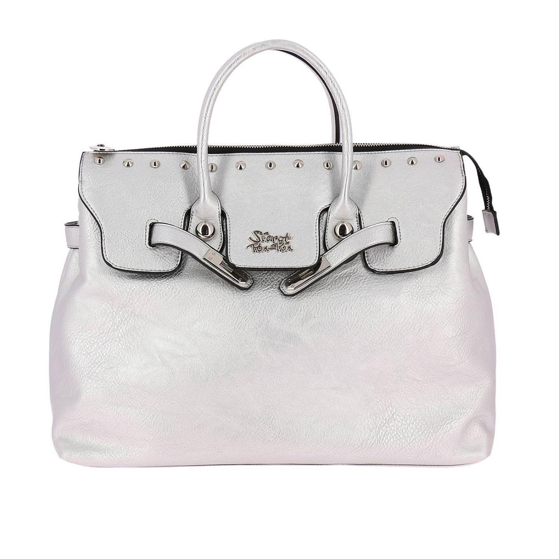 Handbag Shoulder Bag Women Secret Pon-pon 8340760