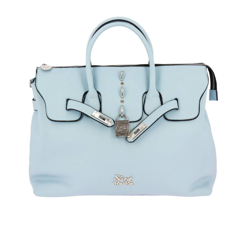 Handbag Shoulder Bag Women Secret Pon-pon 8340768