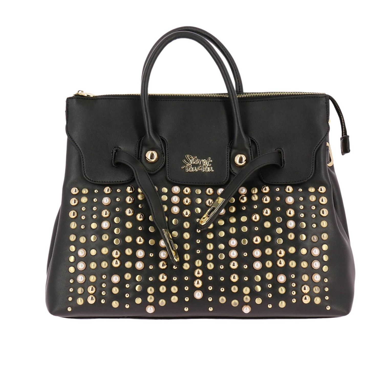 Handbag Shoulder Bag Women Secret Pon-pon 8340774