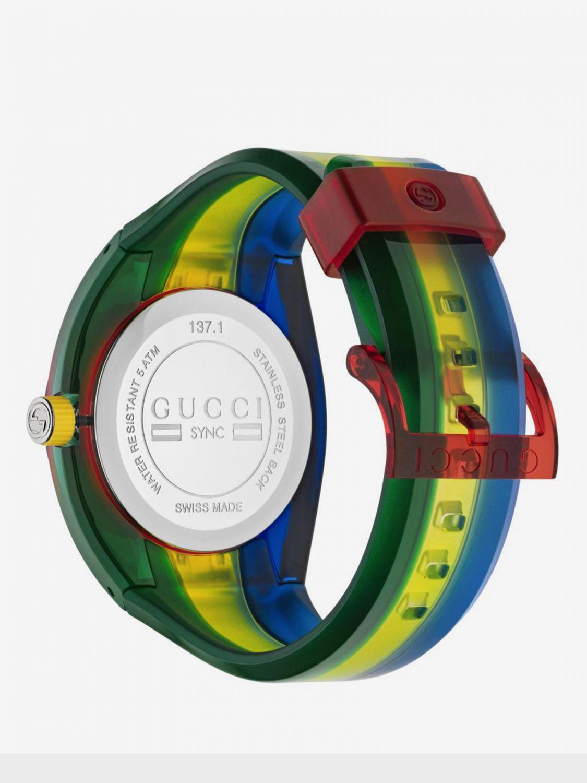 手表 Gucci: 手表 男士 Gucci 彩色 2