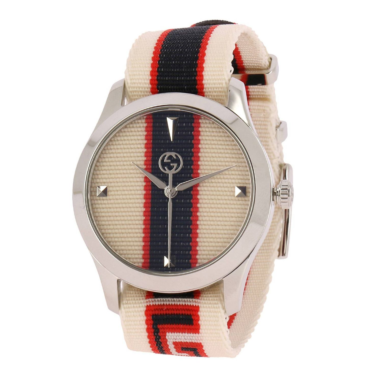 Часы Мужское Gucci белый 1