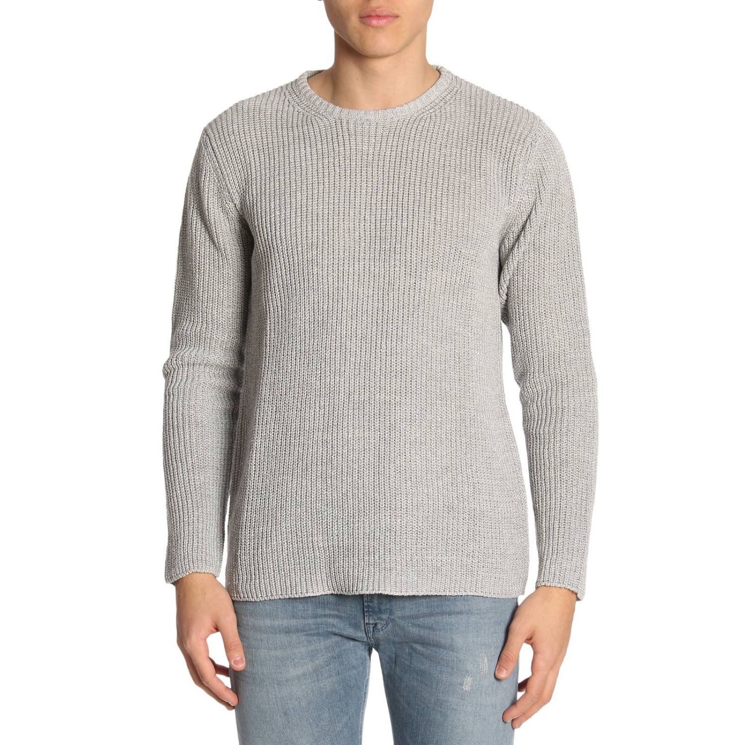 Pull homme Eleventy perle 1
