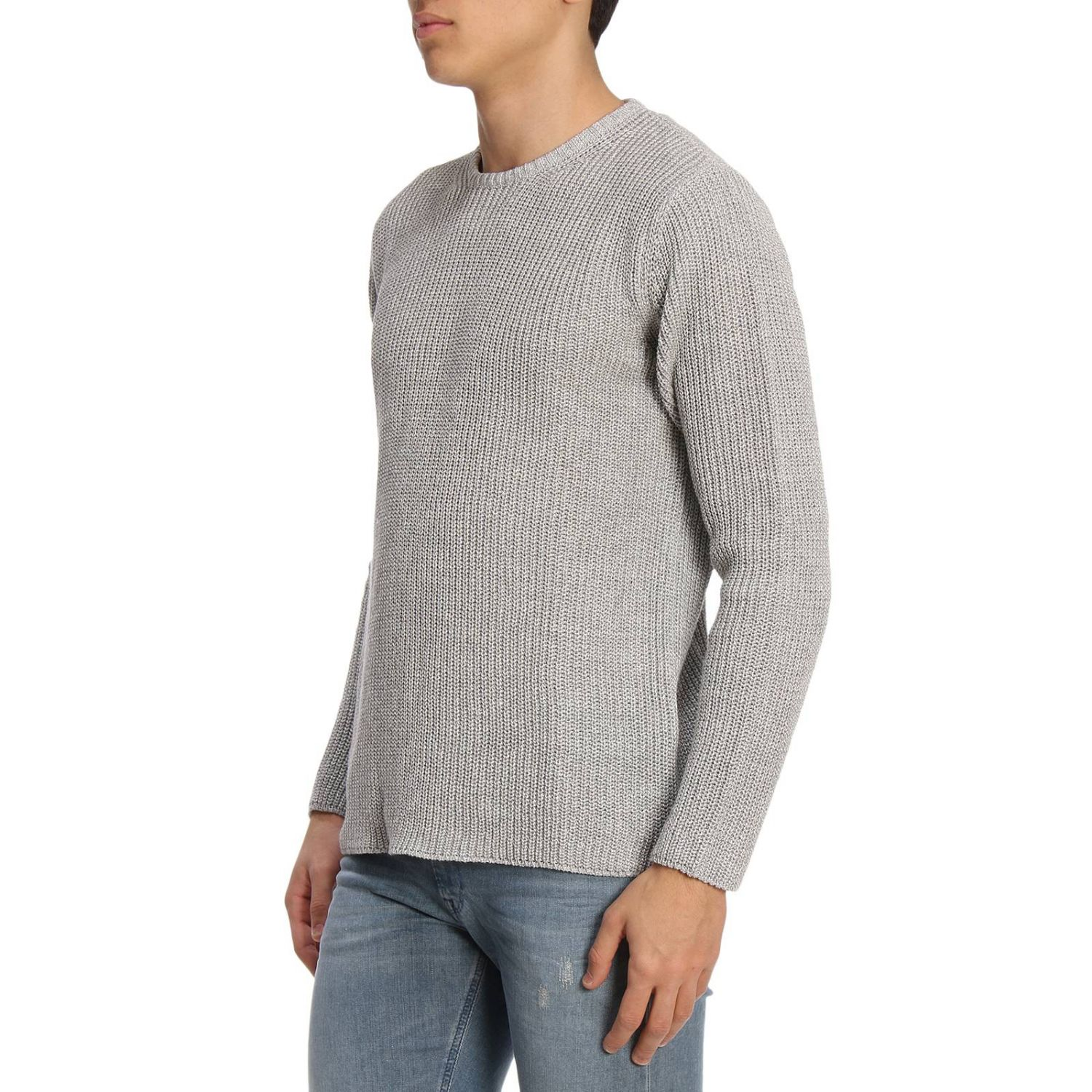 Pull homme Eleventy perle 2