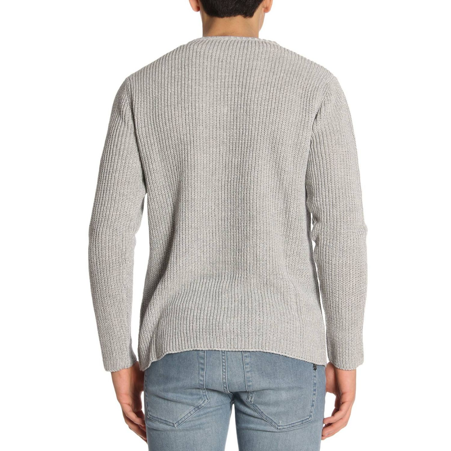 Pull homme Eleventy perle 3
