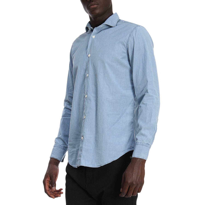 衬衫 男士 Eleventy 石色 2