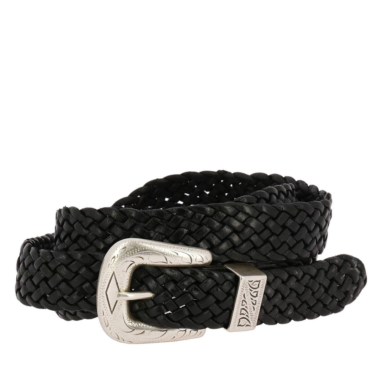 Cinturón Eleventy: Cinturón hombre Eleventy negro 1