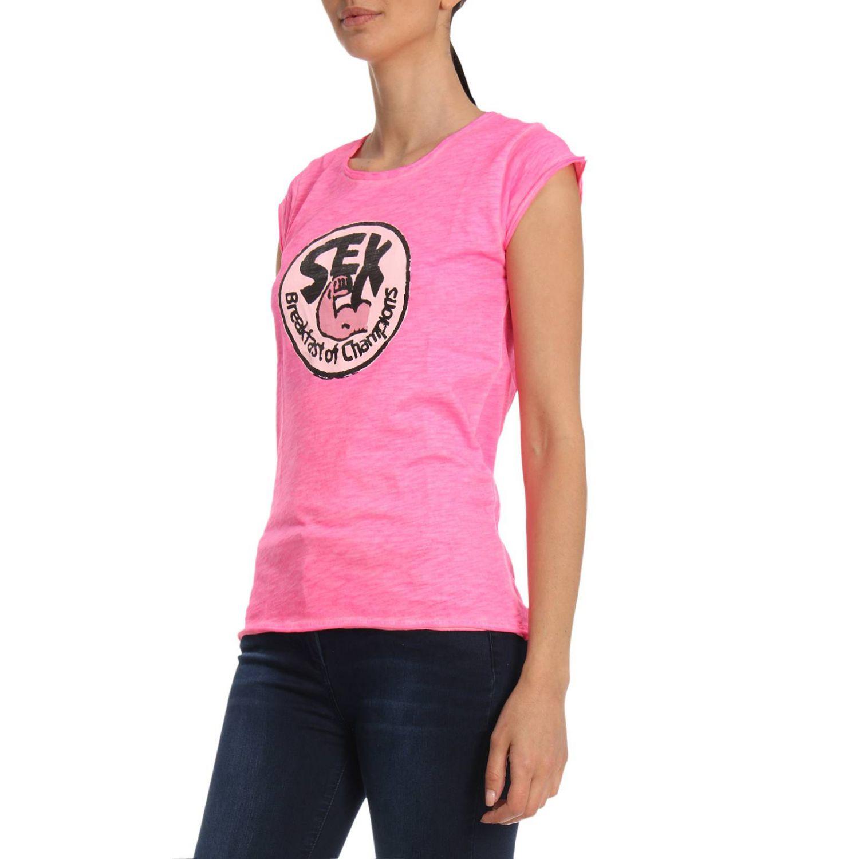 T恤 女士 1921 粉色 2