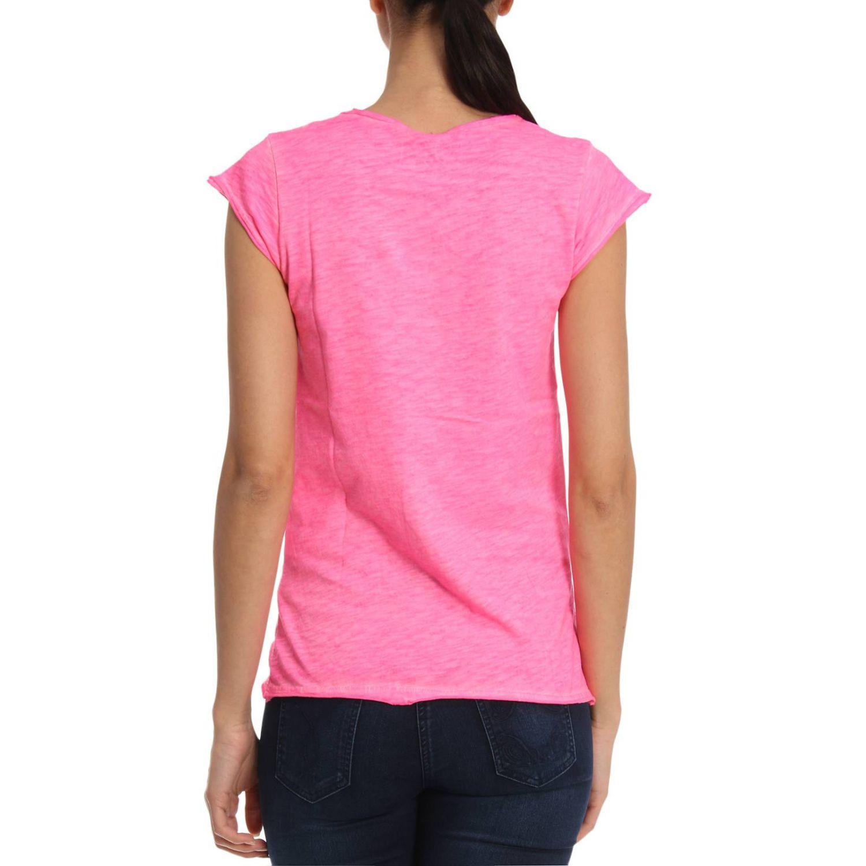 T恤 女士 1921 粉色 3