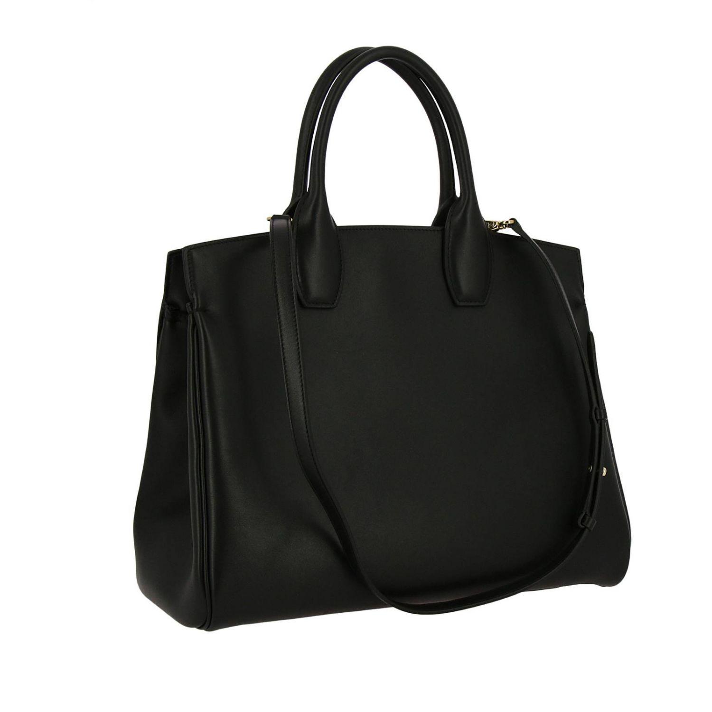 Handtasche Salvatore Ferragamo: Schultertasche damen Salvatore Ferragamo schwarz 3