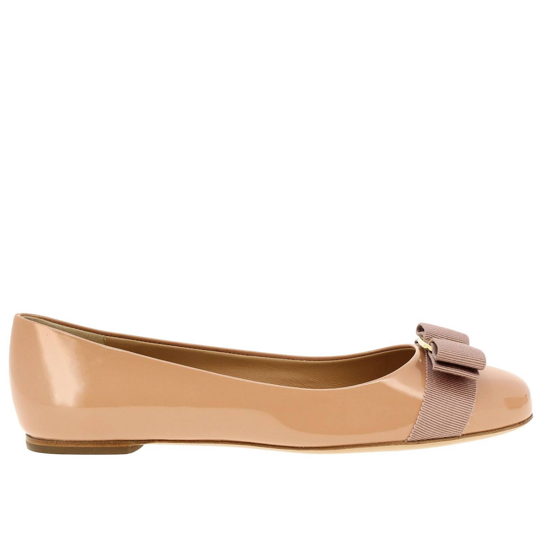 SALVATORE FERRAGAMO | Ballet Pumps Shoes Women Salvatore Ferragamo | Goxip