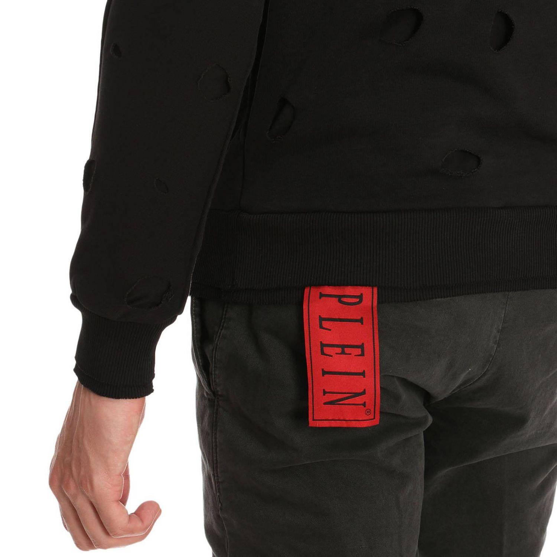Sweater men Philipp Plein black 4