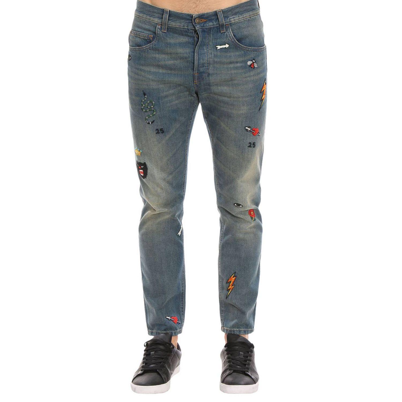 Jeans Jeans Men Gucci 8429362