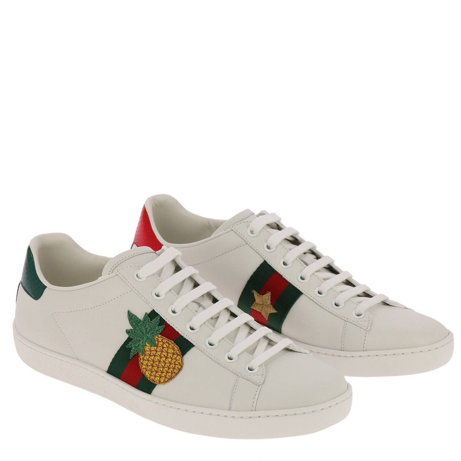 Shoes Gucci 431920 A38G0 Giglio EN