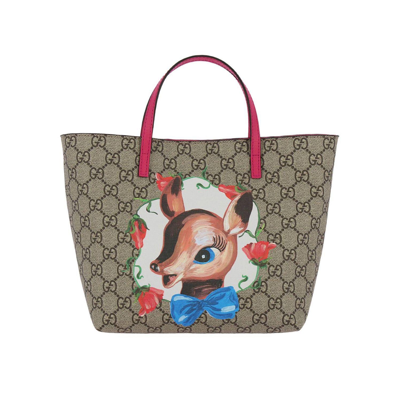 Gucci Sac Enfant Sac Gucci Enfant Beige Sac Gucci 410812 9t61n Giglio Fr