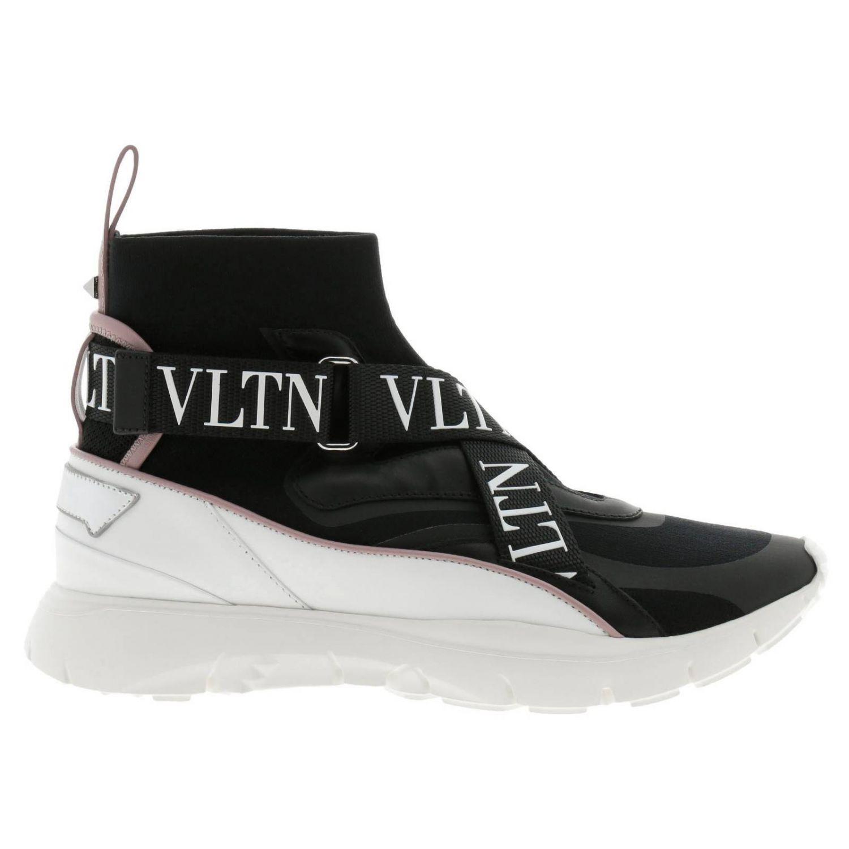 Schuhe damen Valentino Garavani schwarz 1