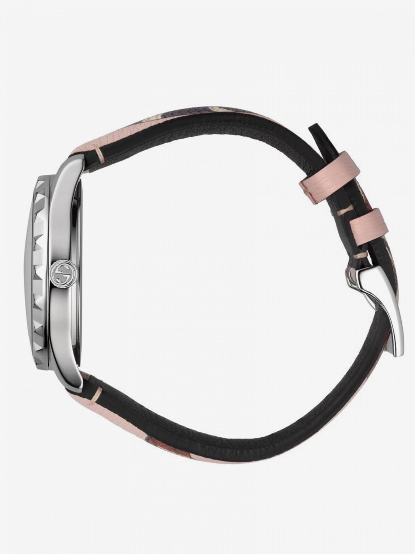 Uhr herren Gucci pink 3