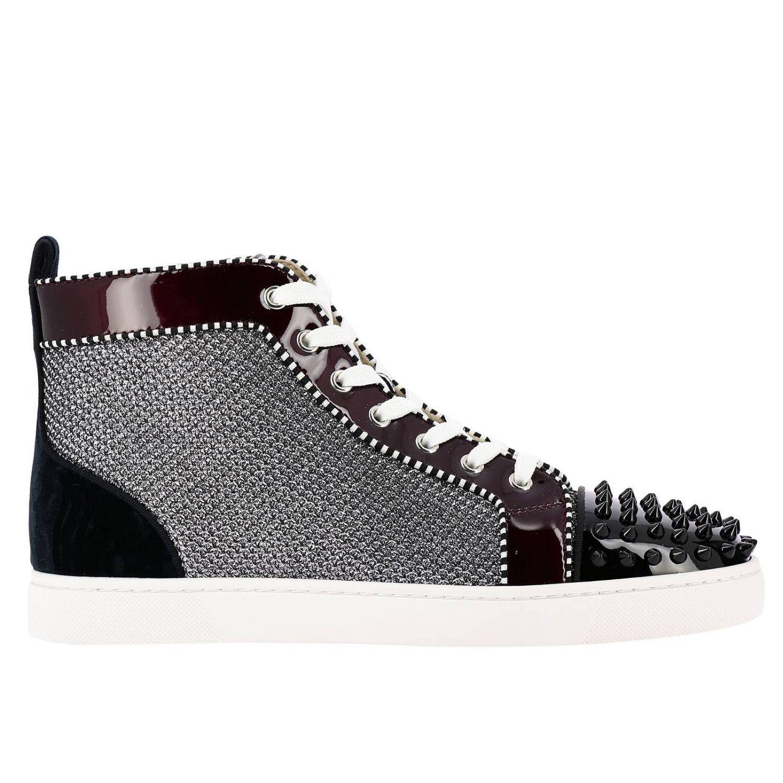 Sneakers Shoes Men Christian Louboutin 8406847