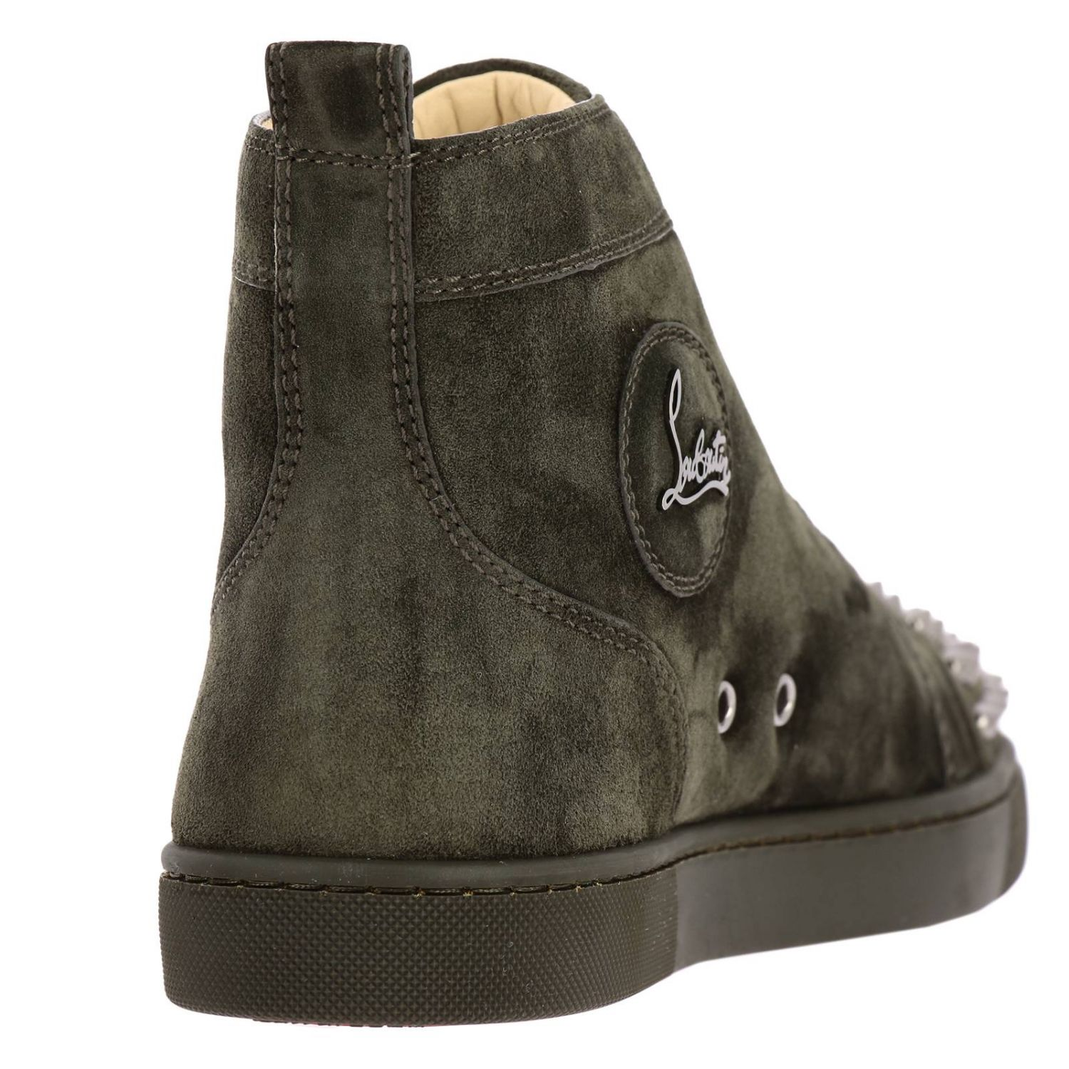 louboutin homme militaire
