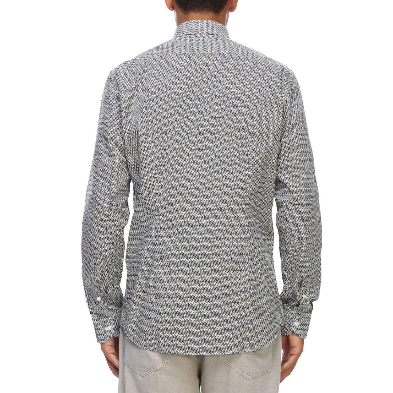 Chemise homme Fendi noir 3
